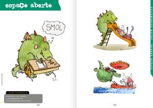 Parution revue spécialisée Brésilienne Ilustrar