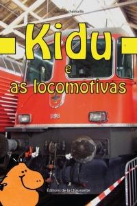 Kidu 1 couverture portugais