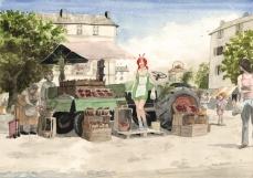 """Collection """"Flink Tracteurs"""" - Le temps des cerises"""